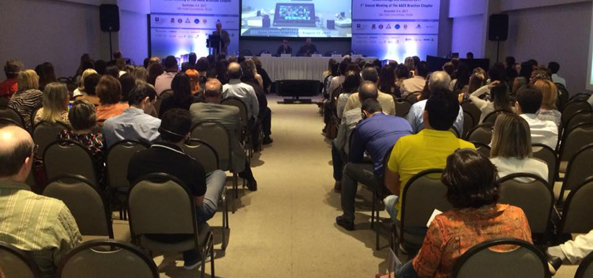 1st Annual Meeting of The AACE Brazilian Chapter
